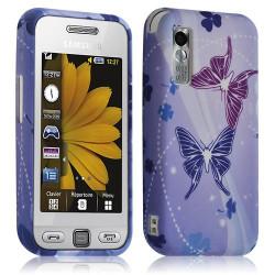 coque gel pour Samsung Player One S5230 avec motif hf06