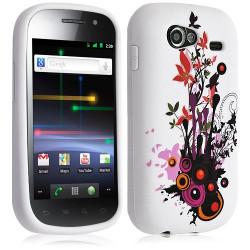 coque en gel pour Samsung Google Nexus S i9020 i9023 avec motif HF12