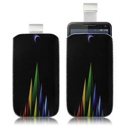 Housse Coque Étui Pochette pour Motorola Motoluxe avec motif LM02