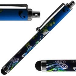 Stylet Universel pour Ecran Tactile et Capacitif avec Motif HF09 pour Nokia : Asha 200 / Asha 300 / Asha 306 / Lumia 510 / Lumia
