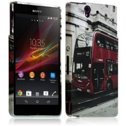 Housse Coque pour Sony Xperia Z avec motif KJ01
