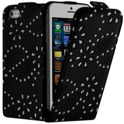 Housse Coque Etui Diamant Couleur pour Apple iPhone 5 / 5S / SE