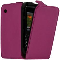 Housse Coque Etui de Protection Couleur pour Blackberry Curve 8520