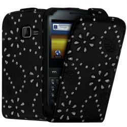 Housse Coque Etui de Protection Diamant pour Samsung Galaxy Y Pro B5510