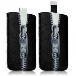 Housse Coque Etui Pochette pour Sony Xperia M2 avec motif LM07