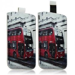 Housse Coque Etui Pochette pour Apple iPhone 5 / iPhone 5S / iPhone 5C / iPod Touch avec motif KJ01