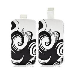 Housse Coque Etui Pochette pour LG Optimus G / Optimus L9 / L90 motif HF04