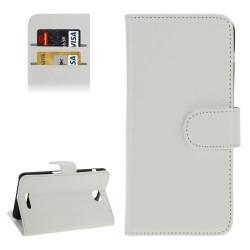 Etui de protection Portefeuille Support Couleur pour HTC One M9