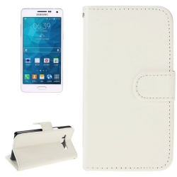 Etui Portefeuille de Protection et Support Motif pour Samsung Galaxy Core Prime