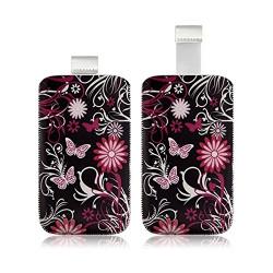 Housse Coque Etui Pochette pour LG G2 Mini / Optimus F6 / F5 / L70 avec motif HF13