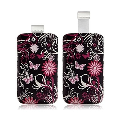 Housse Coque Etui Pochette pour Apple iPhone 5 / 5S / 5C / iPod Touch avec motif HF13