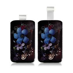 Housse Coque Etui Pochette pour BlackBerry Q5 / Q10 avec motif HF16