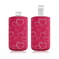 Housse Coque Etui Pochette pour LG G2 Mini / Optimus F6 / F5 / L70 avec motif HF19