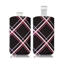 Housse Coque Etui Pochette pour LG Optimus G / Optimus L9 / L90 motif HF26