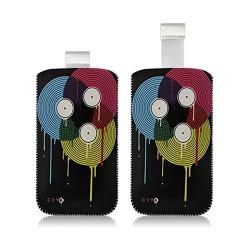 Housse Coque Etui Pochette pour BlackBerry Q5 / Q10 avec motif LM08