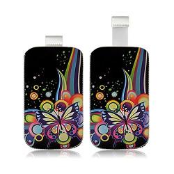 Housse Coque Etui Pochette pour LG G2 Mini / Optimus F6 / F5 / L70 avec motif HF05