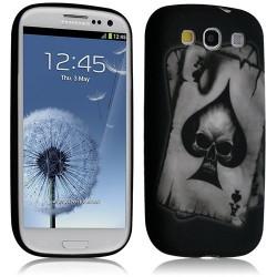 Housse coque étui gel pour Samsung Galaxy S3 i9300 motif HF11