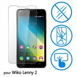 Protection d'écran en verre trempé Anti-Explosion Glass pour Wiko Rainbow Lite 4G