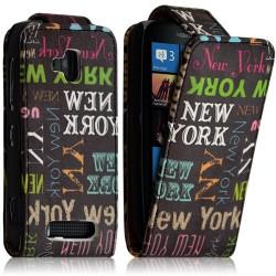 Housse coque étui pour Nokia Lumia 610 avec motif LM20