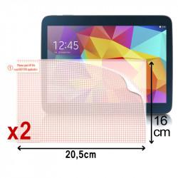 Pack de 2 Films à découper Universel S pour Tablette Dell Venue 8 (2014)