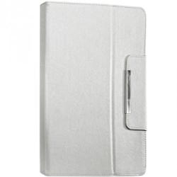 """Etui Universel pour Tablette Archos 80 Titanium (8"""") Couleur Blanc"""