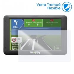Film de Protection en Verre Flexible pour GPS Garmin zūmo 345LM