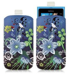 Housse coque étui pochette pour Nokia Lumia 800 avec motif HF09