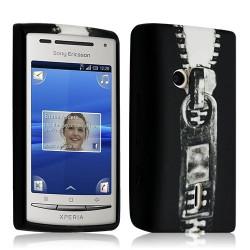 housse étui coque en gel pour Sony Xperia Ericsson X8 avec motif LM07
