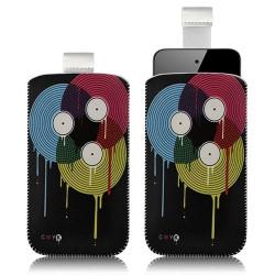 Housse coque étui pochette pour Apple iPod Touch 4G avec motif LM08