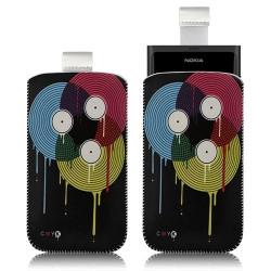 Housse coque étui pochette pour Nokia Lumia 800 avec motif LM08