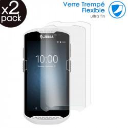 Verre Fléxible Dureté 9H pour Smartphone Telefunken TF 352 (Pack x2)
