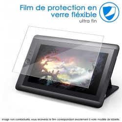 """Protection écran en Verre Fléxible pour Tablette Archos 116 Neon MT8163 11,6"""""""
