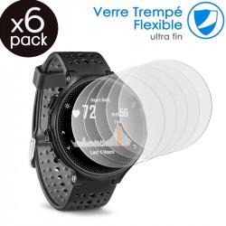 [Pack x6] Verre Fléxible Dureté 9H pour Ice watch sunset blush (34mm) Montre connectée