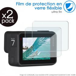 Verre Fléxible Dureté 9H pour Smartphone Oppo A5 2020 (Pack x2)
