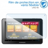 Protection en Verre Fléxible pour Tablette Thomson Teo Educative QD10BK8E