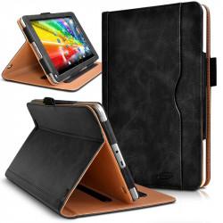 Housse Etui de Protection Support Noir pour Tablette Archos 101 Platinum 3G