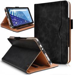 Housse Etui de Protection Support Noir pour Tablette Archos Access 101 Wifi