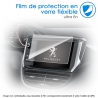 Film de Protection en Verre Flexible pour Écran de GPS Peugeot 2008 (année 2020))