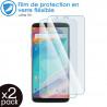 Verre Fléxible Dureté 9H pour Smartphone OnePlus 5T (Pack x2)