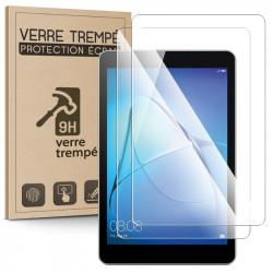 [Pack x2] Protection d'écran en Verre Trempé pour Tablettes tactiles 10,1 pouces