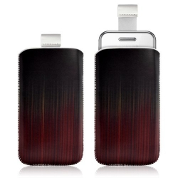 Housse coque étui pochette pour Samsung Player One S5230 avec motif