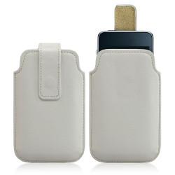 Housse coque étui pochette blanc pour Apple Ipod Touch 1G/2G/3G