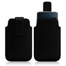 Housse coque étui pochette noir pour Apple Ipod Touch 1G/2G/3G