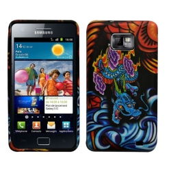 Coque étui housse en gel pour le Samsung Galaxy S 2 I9100
