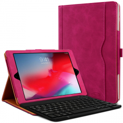 Etui Universel Attaches Support Couleur Noir pour Tablette 10.1""